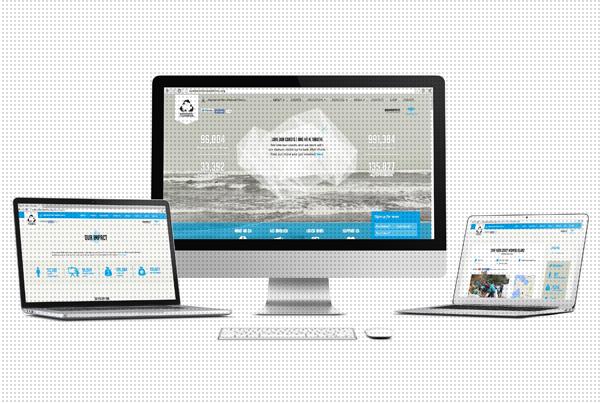 Sustainable Coastlines website